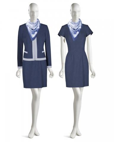 Professional Front Desk Uniforms Concierge Apparel